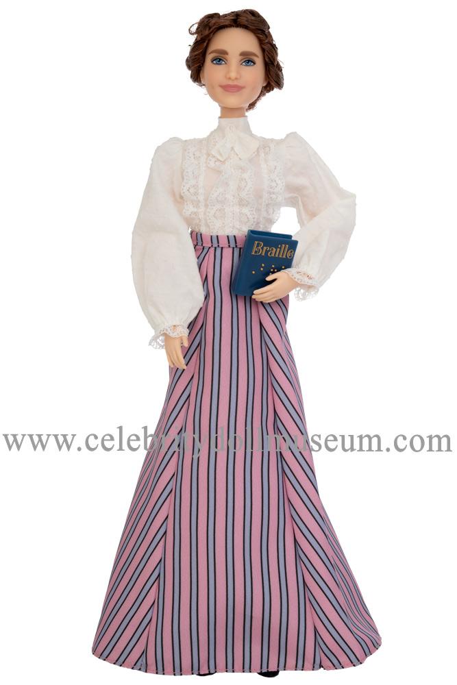 Helen Keller doll