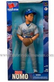Hideo Nomo doll box