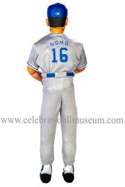 Hideo Nomo doll