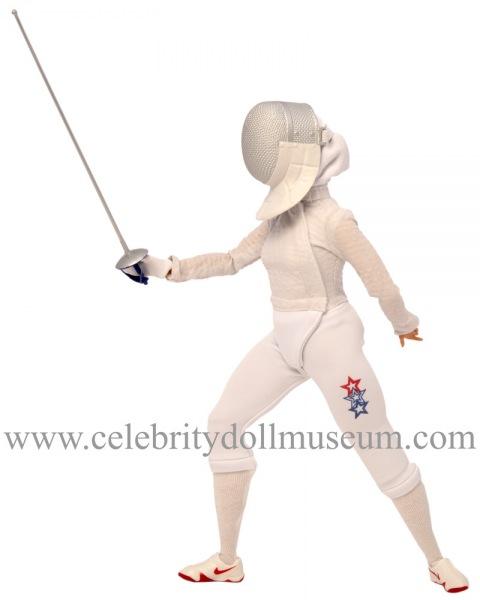 Ibtihaj Muhammad doll