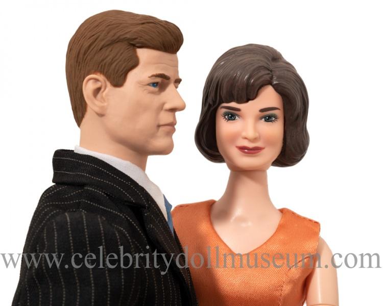 Jack and Jackie Kennedy Toypresidents dolls