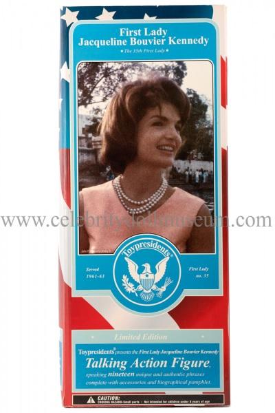 Jackie Kennedy Toypresidents doll