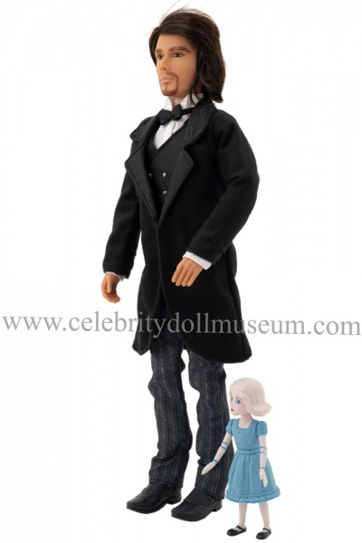 James Franco doll