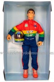 Jeff Gordon doll insert