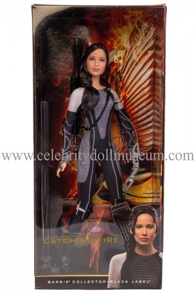 Jennifer Lawrence doll box