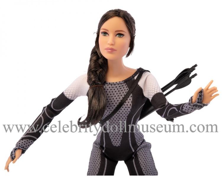Jennifer Lawrence doll