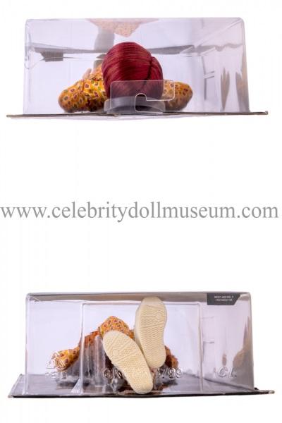 Jungkook BTS doll box top and bottom
