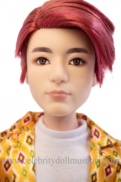 Jungkook BTS doll