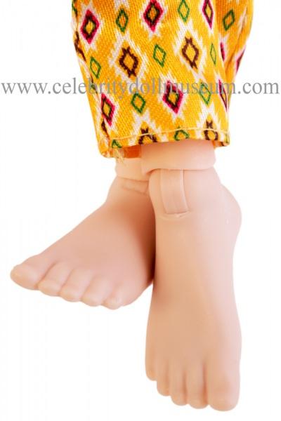 Jungkook BTS doll feet