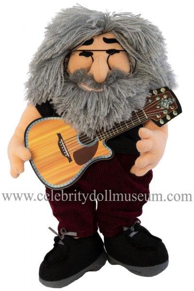 Jerry Garcia doll