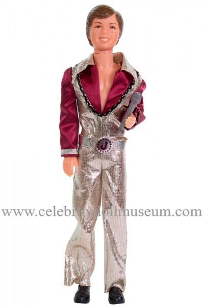 Jimmy Osmond doll