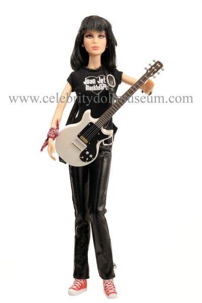 Joan Jett doll