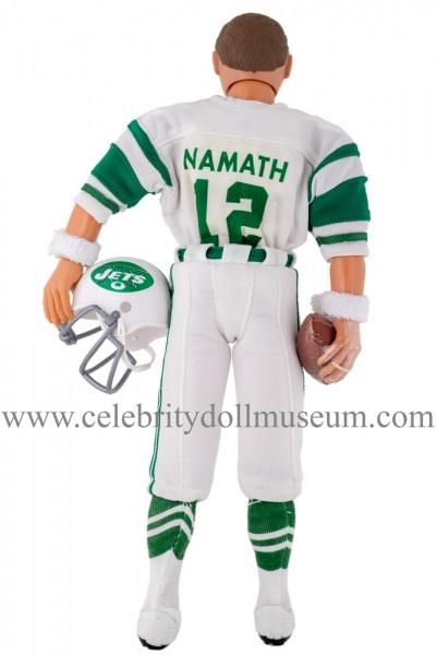 Joe Namath Action Figure