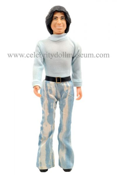John Travolta doll
