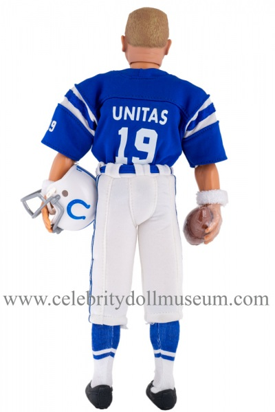 Johnny Unitas Action Figure