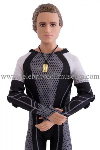 Josh Hutcherson doll