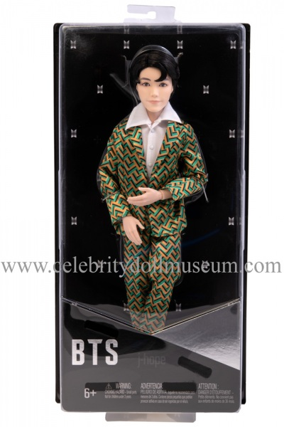 J-Hope BTS doll box front