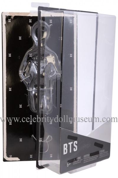 J-Hope BTS doll empty box