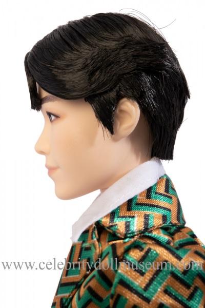 J-Hope BTS doll left side profile