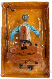 Justin Timberlake doll box insert back
