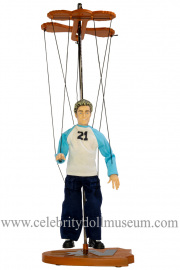 Justin Timberlake doll puppet