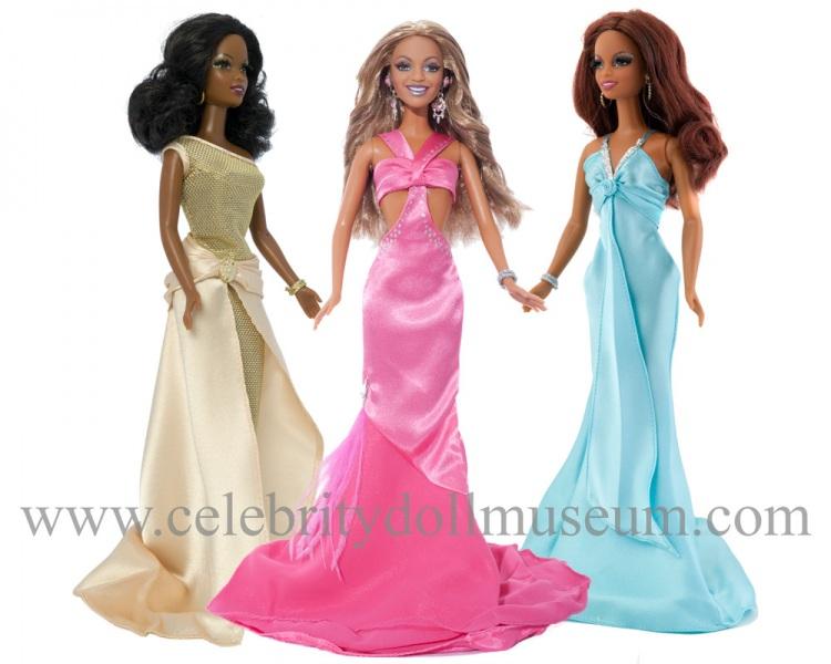 Destiny's Child dolls
