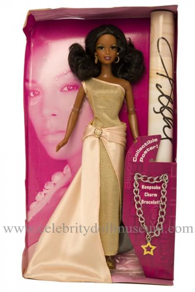Kelly Rowland doll insert