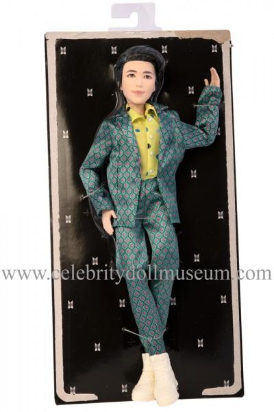 RM BTS doll box insert