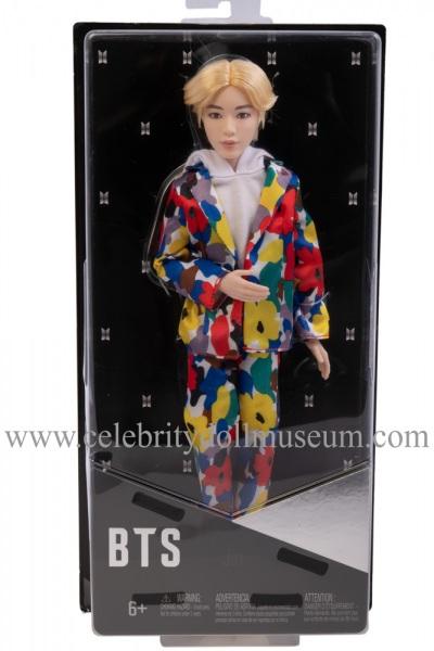 Jimin BTS doll box front