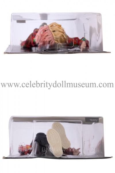 V BTS doll box top and bottom