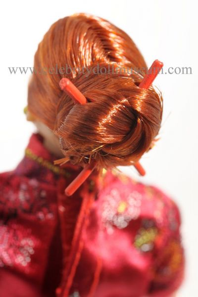 Kirsten Dunst doll hair