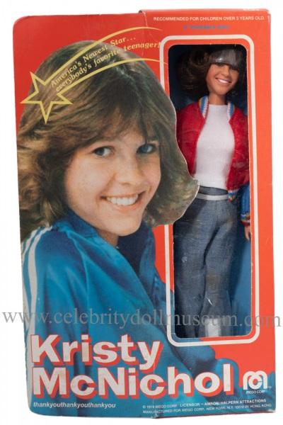 Kristy McNichol doll box