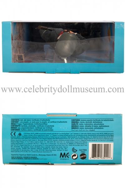 Lin-Manuel Miranda doll box top and bottom