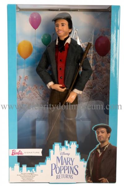 Lin-Manuel Miranda doll box front