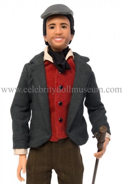 Lin-Manuel Miranda doll