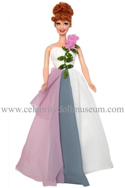 Lucille Ball doll