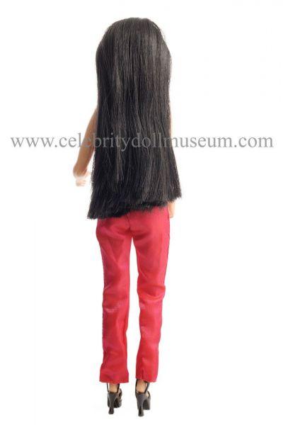 Lucy Liu doll