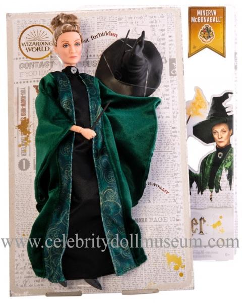 Maggie Smith doll insert