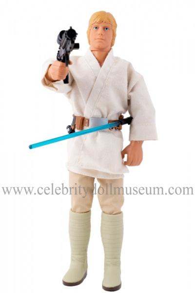 Mark Hamill Skywalker doll