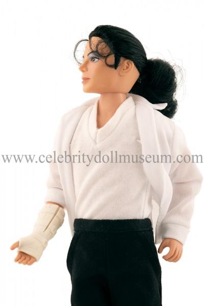 Michael Jackson Celebrity Doll