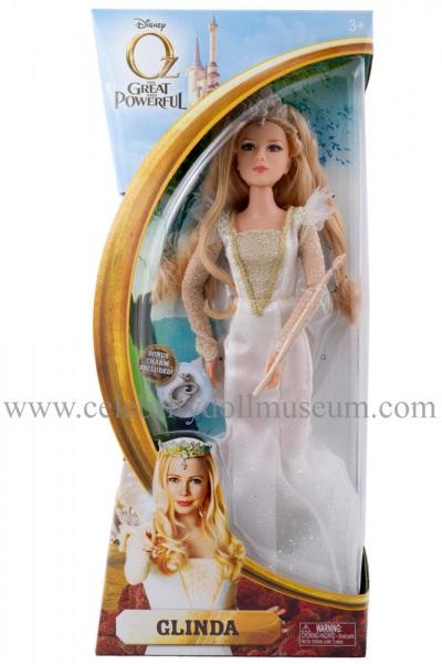 Michelle Williams doll box