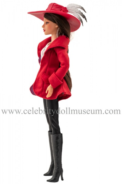 Mila Kunis doll