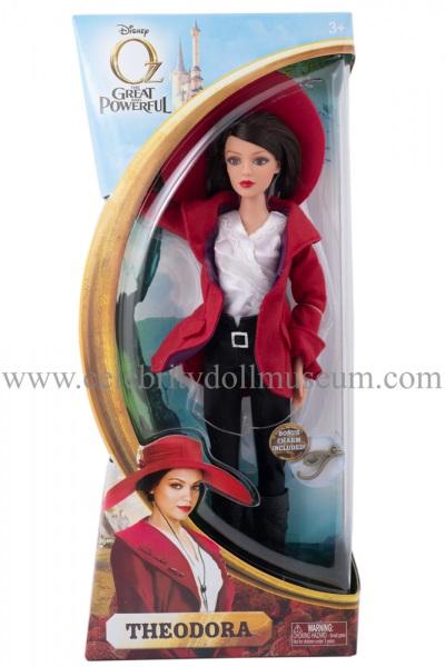 Mila Kunis doll box
