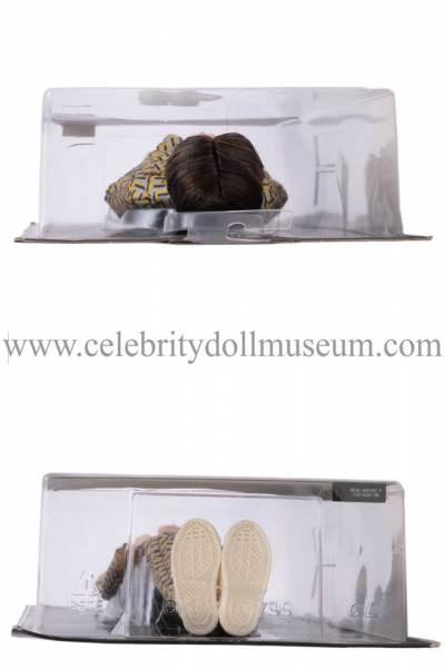 SUGA BTS doll box top and bottom
