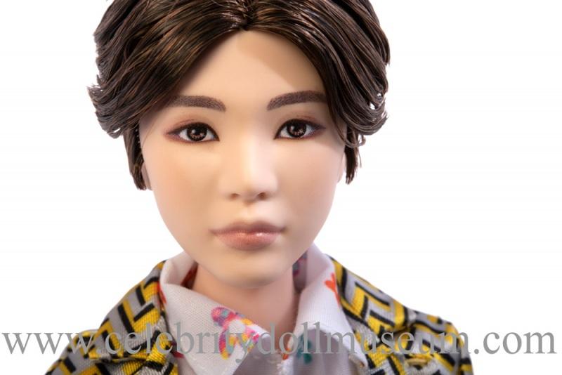 SUGA BTS doll