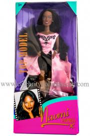Naomi Campbell doll boxed