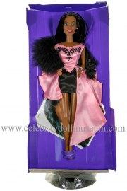 Naomi Campbell doll box insert