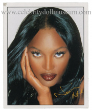 Naomi Campbell doll included photo