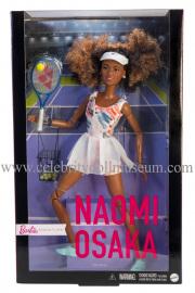 Naomi Osaka doll box