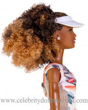 Naomi Osaka doll